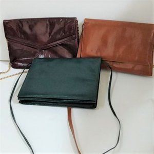 Vintage Charles Jorudan Handbag Purse Bundle Paris